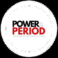 Power To The Period Logo